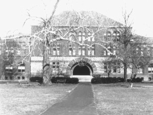 HAYES HALL